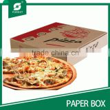 CORRUGATED PIZZA BOX ENVIRONMENTAL CRAFT PAPER                                                                         Quality Choice