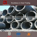 Steel wire rod sae 1006 steel sae 1008 with good quality