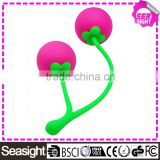 Premium Charming Cherries Silicone Kegel Balls Exercisers for Women