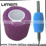 The Magical Tattoo Machine grip cover 5 color is aviliable