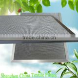 TiO2 photocatalyst HEPA air filter mesh for air purifier parts