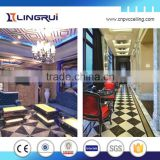 new style high quality plastic decoration for wall and ceiling marble pvc stone panel design