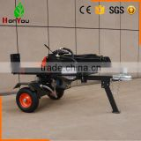Factory direct supply HY-LS-22T Honda/Kohler/Briggs used hydraulic log splitter in China