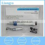 dental supplies of air turbine low speed handpiece,dental implant China manufacturer
