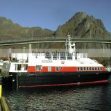 Catamaran passenger ferry (SBS 0077)