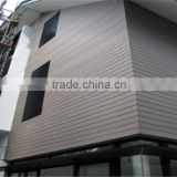 water-proof and fire-proof decorative wall panels of wpc materials for interior and exterior walls