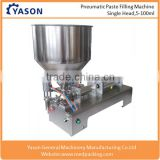 5-100ML Pneumatic Cream Honey Stick Filling Machine Single Head