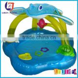 Five-Pointed Star Arch Inflatable Pool,Inflatable Kids Swimming Pool,Swimming Pool,Baby Bath Pool