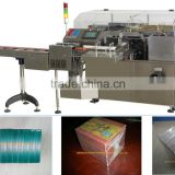 PLC Control Full Automatic Tobacco, Cigarette Box Cellophane Wrapping/ Overwrapping Machine