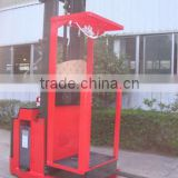 good price order picker 1ton battery powered order picker truck with 24v truck batteries