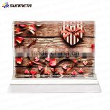 Promotional Home Decoration Modern 3D Horizontal Shaped DIY Crystal Diamond Painting BSJ-08B