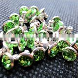 New Fashion Rhinestone rivet,Acrylic stone rivet,Diamond jean rivet