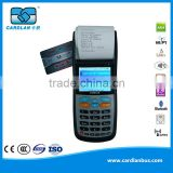 13.56MHz Contactless Mifare Reader for Handheld POS Terminal with GPRS and Thermal Printer