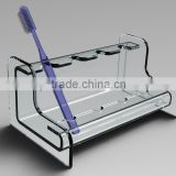 Clear toothbrush stand holder (HF-A-33)