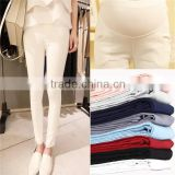 Maternity Adjusted Fashion Cotton Pants Trousers&Leggings for Pregnant Women