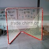 High Quality Lacrosse Goal With Target, Steel Lacrosse Goal