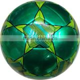 Size 3 PVC/TPU/PU machine stitched cheap soccer ball for promotional gift,wholesale stock soccer