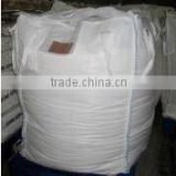 1 ton FIBC bag double warps fabric,container bag cross corner loops, big bag any color chosen China manufacture YG41
