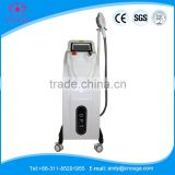 Professional ipl hair removal E light tender skin OPT shr hair removal beauty machine