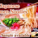 Famous and Hot-selling Pork flavored japanese ramen noodle instant noodle production line