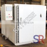 High efficiency, ordinary pressure, rectangular autoclave mushroom sterilizer equipment on promotion