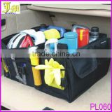 New Car Boot Storage Bags Folding Toolbox Non-Woven Fabric Organizer Box Supplies Locker Portable Car Trunk Carrying Reticule