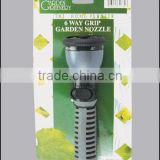 1PC Best Selling Water Gun Water Spray Nozzle Sprayers and Nozzles for Expandable Garden Hose