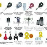 insulators fastens for electric fence