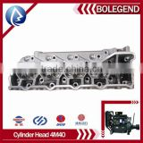 4M40 auto diesel engine cylinder head