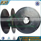 Factory supply Easy winding 200mm flange Empty plastic spools loading for 0.5kg ,0.7KG and 1.0kg 3d printer filament