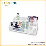 Makeup Case Cosmetic Organizer Box , Makeup Organizer Cosmetics Acrylic Clear Case Storage Insert Holder Box