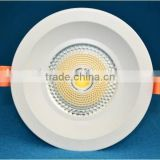 20W 0-10V PWM dimmable led commercial downlight