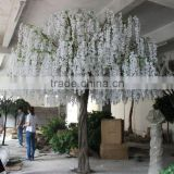 white wisteria flower,wedding stage decoration flower tree wisteria flower