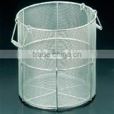 Soup Stock Pot Accessories Stock Pot Mesh Strainer Stock Pot Stand Half Round Strainer for Soup Stock