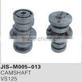 Motorcycle parts & accessories camshaft for VS125