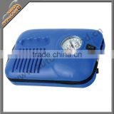 250 PSI plastic air compressor 12v car air compressor blue plastic air compressor