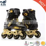 hot sale strap on roller shoes kick wheels shoes for adult