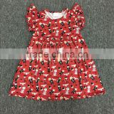 New Summer Baby Girl Toddler Cotton Clothing Dress Comfortable Homewear Dress