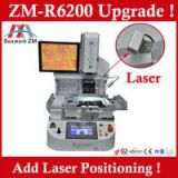 Factory price! laser positioning bga rework station ZM-R6200 with optical alignment system