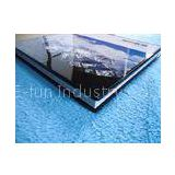 Fantastic 10x14 Vertical Acrylic Cover Photo Album , Travel / Party Flush Mount Album