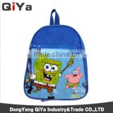 Promotional Cheap Wholesale Custom Kids Cartoon Printing Polyester Backpack School Bag For Babys