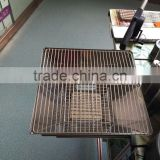 Stainless steel charcoal bbq grill for sale