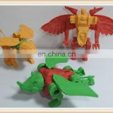 diy mini toy animal plastic promotion gift