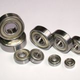 25*52*12mm 7813E/33113X2 Deep Groove Ball Bearing Low Voice