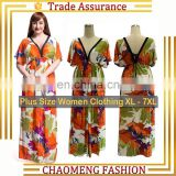 5036# Short Sleeve V Neck Floral Printed Maternity Dress Summer Bohemian Sexy Maxi Dresses Long Plus Size