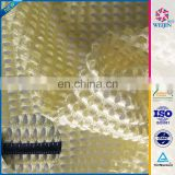 Hot Sale Light Yellow Lady Elastic Net Fabric China