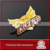 Wholesale OEM Popular Car Club Souvenir Printed/Stamped Type And Car Logo Style Promotion Embossed Cheap Badge