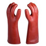 Insulating Rubber Gloves Class 2 made in china