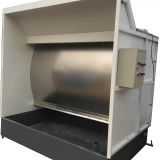 Hot-sale water curtain paint booth