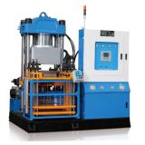 Vacuum Compression Molding Machine 200 ton/double table